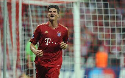 Bayern Munich 3 - 2 Napoli (1)