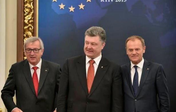 A Kyiv ha preso posto il vertice UE-Ucraina