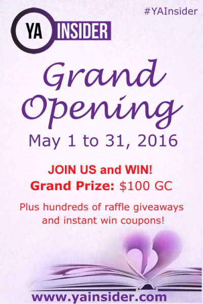 Grand Opening & Giveaway Event