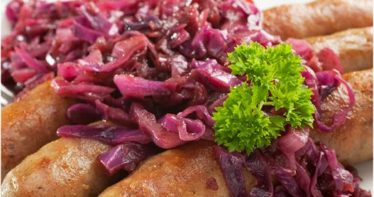 A Guy Who Loves to Cook!: Sweet and Sour Red Cabbage