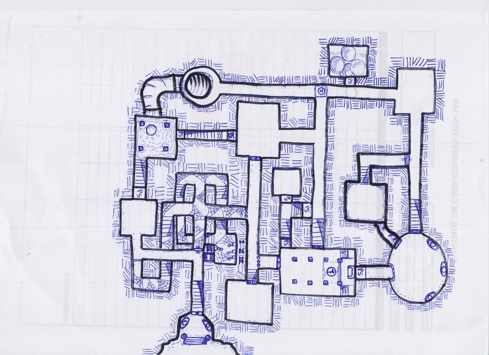 [Ayuda de Juego] Tres Dungeons y una gruta