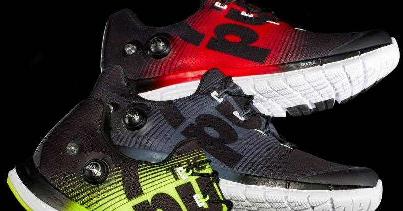 RUNNING WITH PASSION  Media Release  Reebok ZPump Fusion Revolutionize  Running With New Custom Fit Technology 6344b0caf