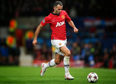 Ryan Giggs Manchester United Legend 2013