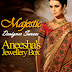 Majestic Designer Sarees for Brides by Aneesha's Jewellery Box - Indian Fashion and Accessories