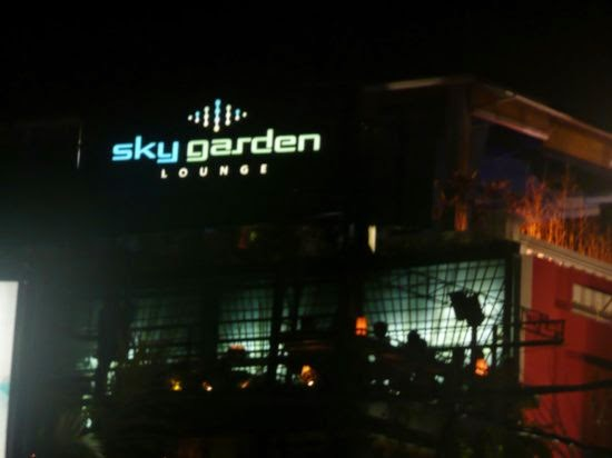 is the most crowded in addition to most pop companionship in Bali but it inly occupies the overstep flooring of Le Beaches in Bali: Kuta Nightlife : Sky Garden 61 Legian Bali