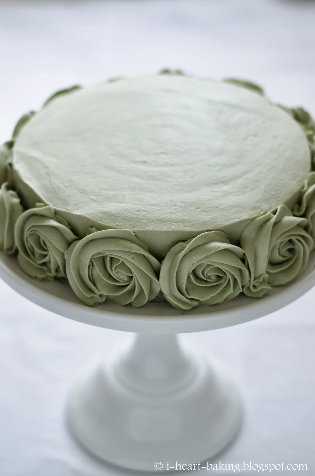Green Tea Ice Cream Birthday Cake Image Inspiration of Cake and