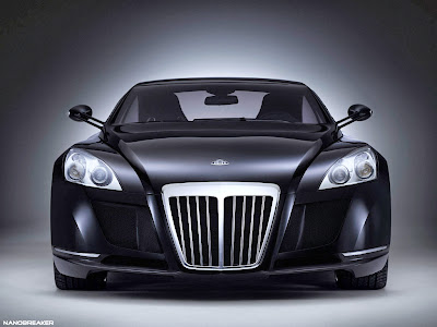 wallpapers meybach maybach car