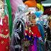 Boneka Penganten Minang dari Bahan Perca
