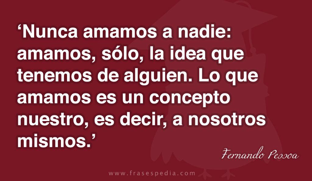 Fernando Pessoa Cita es Fernando Pessoa en su