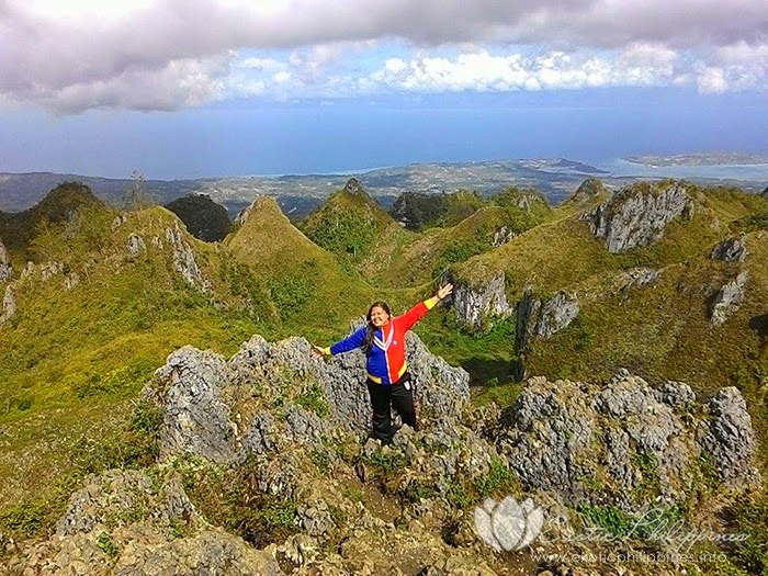 a guide for first time hikers at osmeña peak