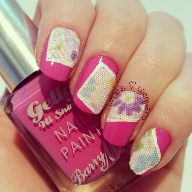 bright-happy-floral-patchwork-nail-art (2)