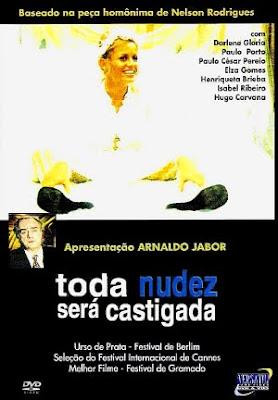 Filme Toda Nudez Será Castigada DVDRip RMVB Nacional
