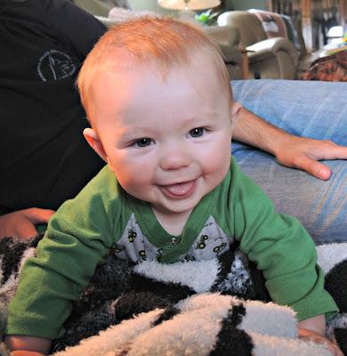 baby grandson
