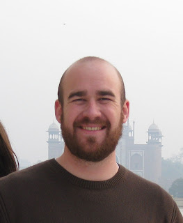 Me and my beard in India.