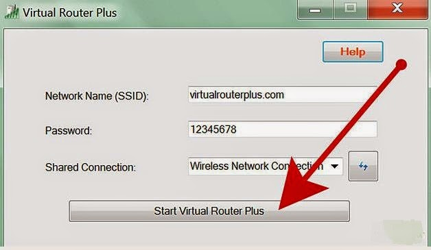 How to Create a Free Virtual Wifi Hotspot on Your Laptop