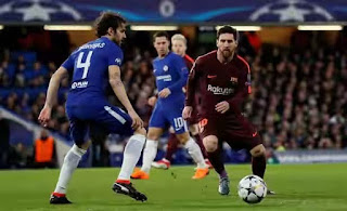 Champions League: Messi breaks Chelsea hoodoo as Barcelona fight back, Bayern thrash Besiktas