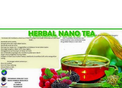 HERBAL NANO TEA