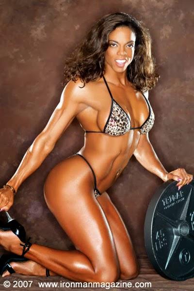 Female Fitness - Alexis Ellis