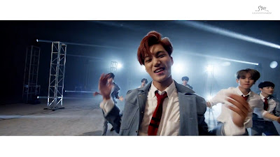 EXO Kai in Love Me Right MV