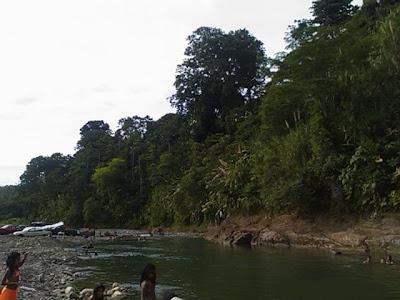 Costa Rica, Río Banano
