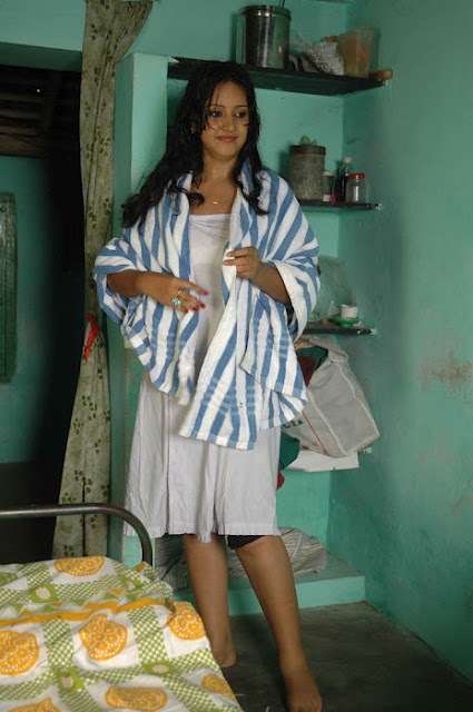 Archana Sharma in Towel Spicy Hot Images