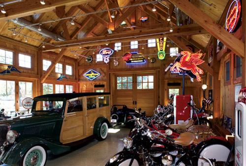VINTAGE SPIRIT Ambiance Garage