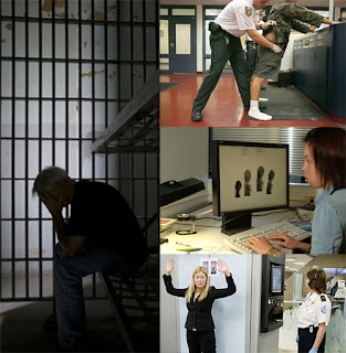 booking process in jail