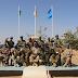 Komandan Sektor Barat Tinjau Pasukan Indonesia di Darfur
