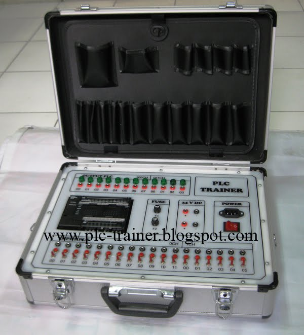 Jual Trainer PLC bentuk koper