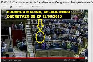Aplausos PSOE