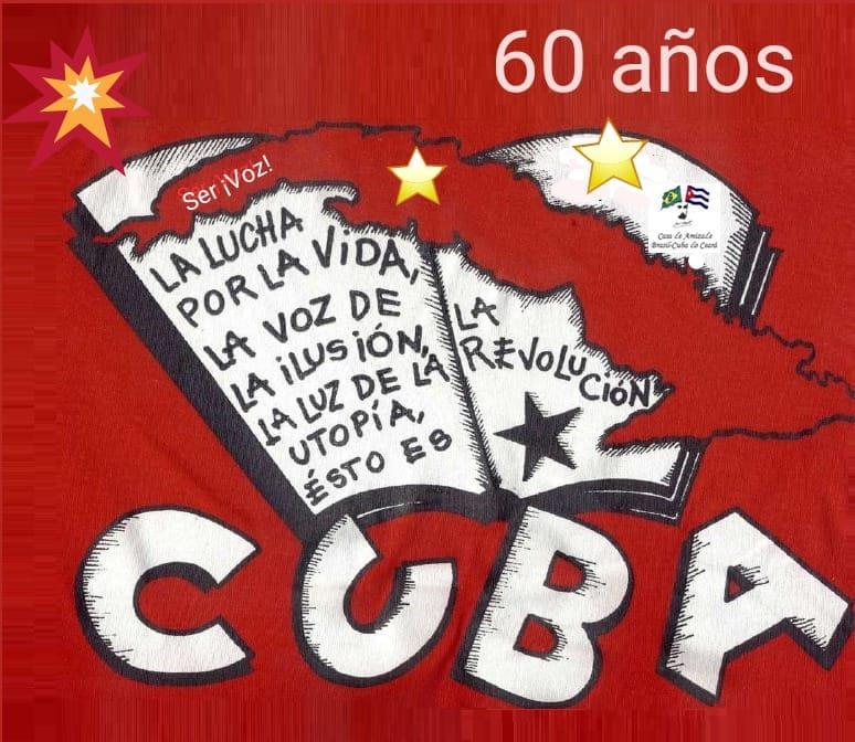 60 anos da Revolução = Caravana para Cuba
