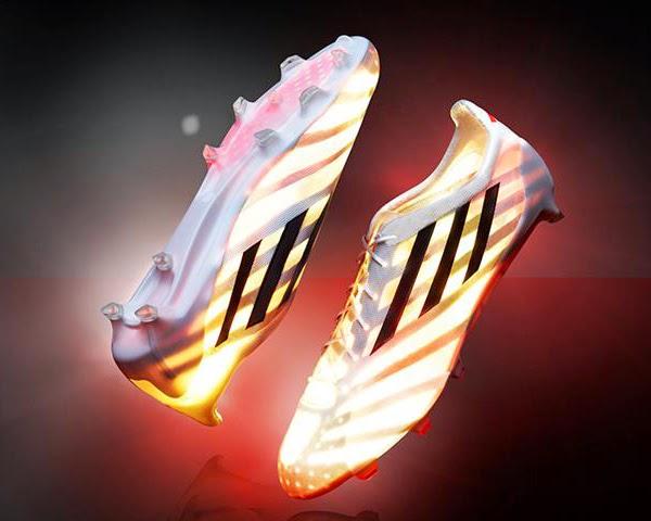 botas de fútbol adidas adizero 99g