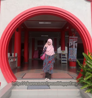 Gerbang Masjid Cina, Melaka