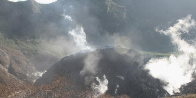 6 Fakta Sejarah Gunung Kelud
