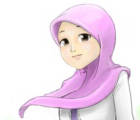 Shehdikimi-'A'!: kartun muslimah