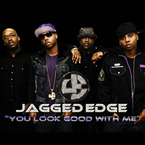 Jagged Edge - You Look Good With Me - Single Cover