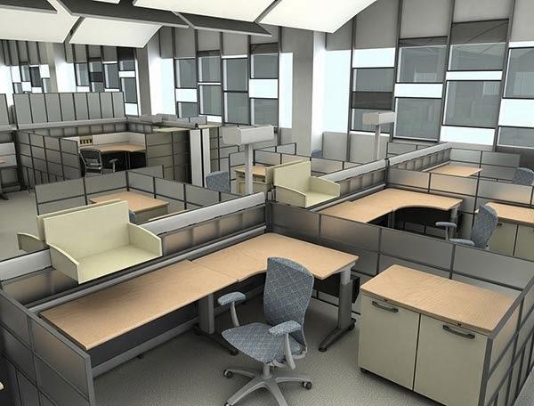 Ide Desain Interior Kantor