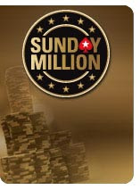 sunday million 17 april abril pokerstars