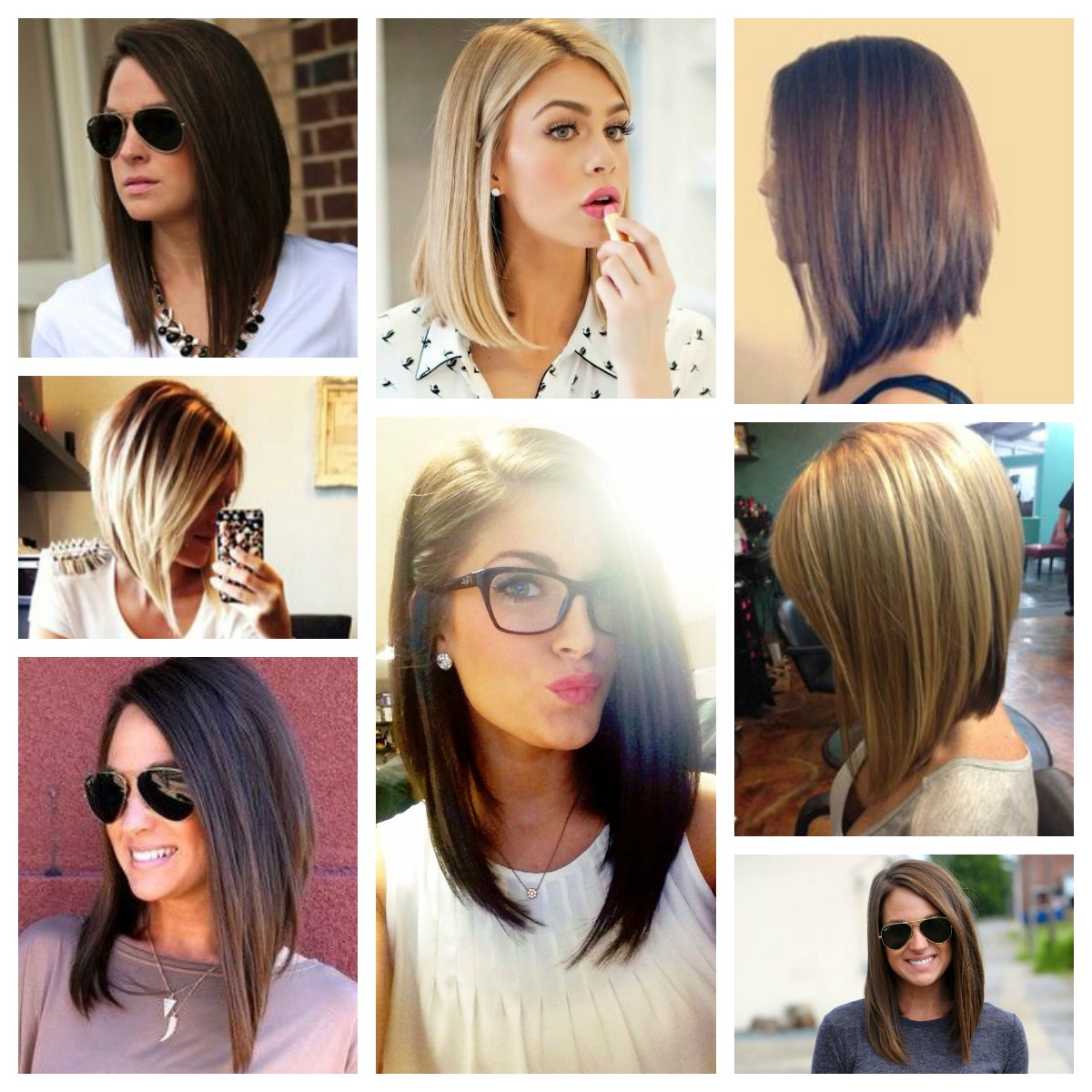 Stylenovice Style Board The Long Bob