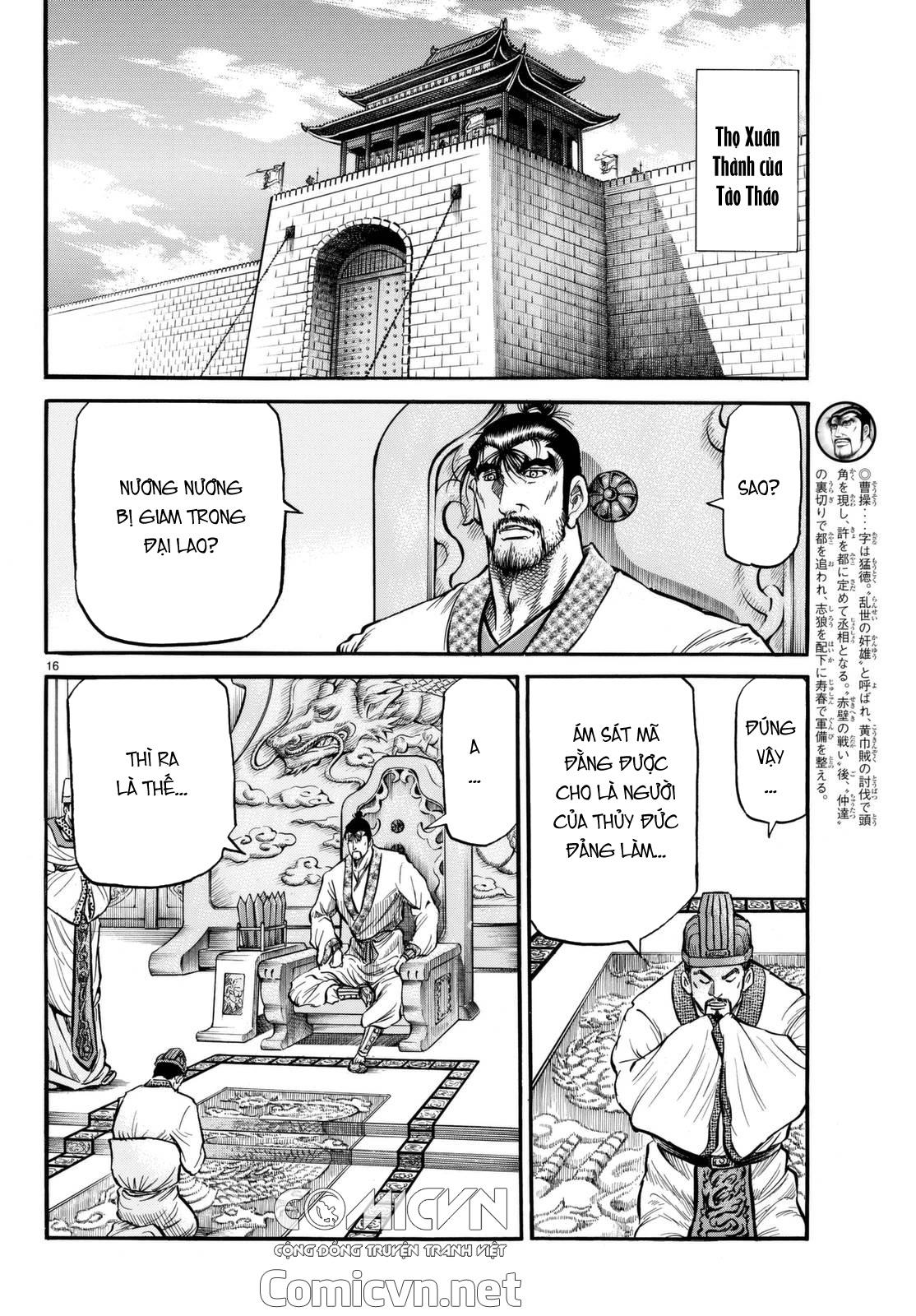Chú bé rồng-Ryuuroden chap 278.2 Trang 6 - Mangak.info