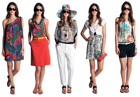 Trina Turk for Banana Republic