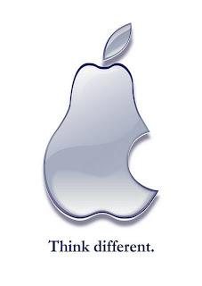 think different apple photo