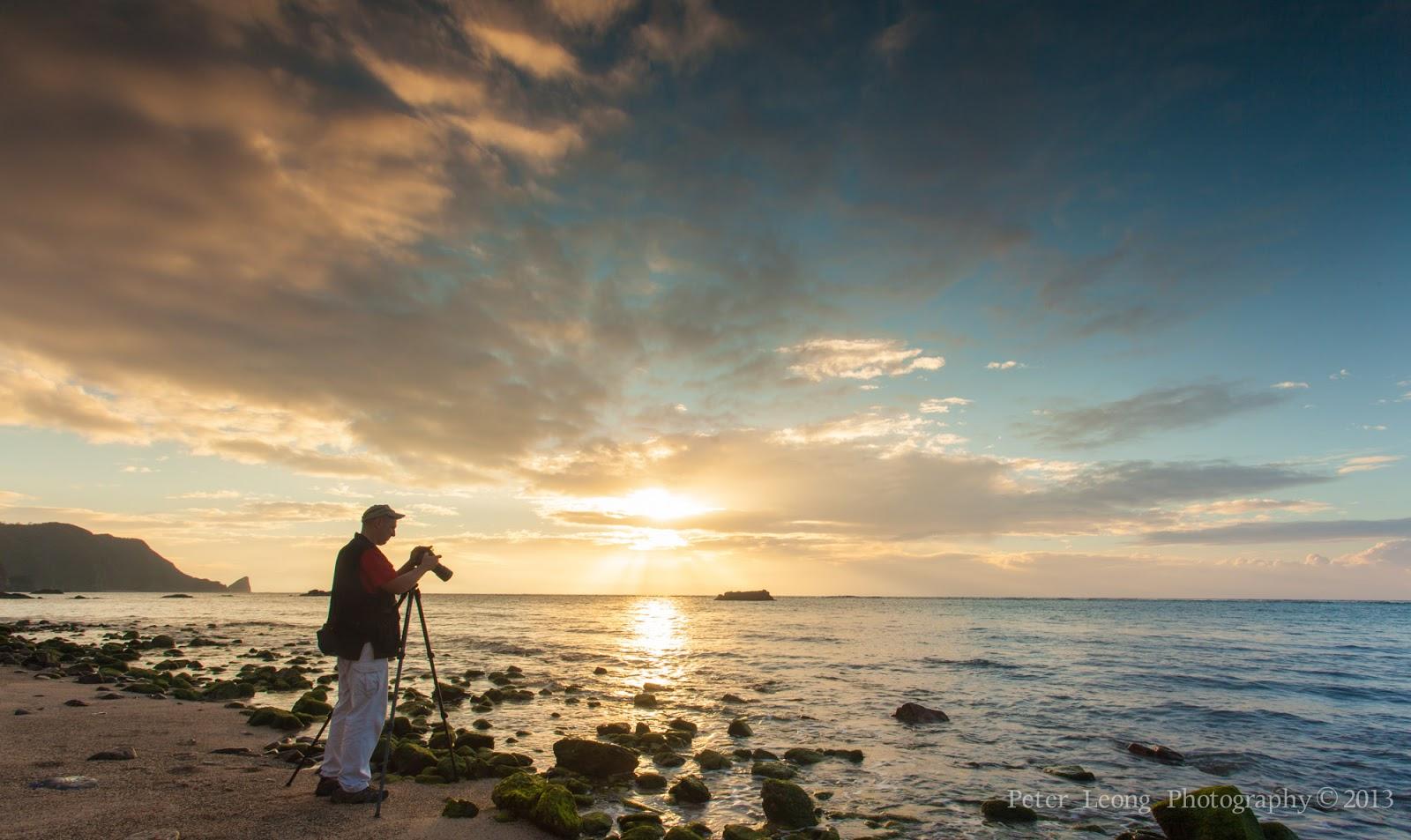 Okinawa wedding photographer pete leong exploring the northern east