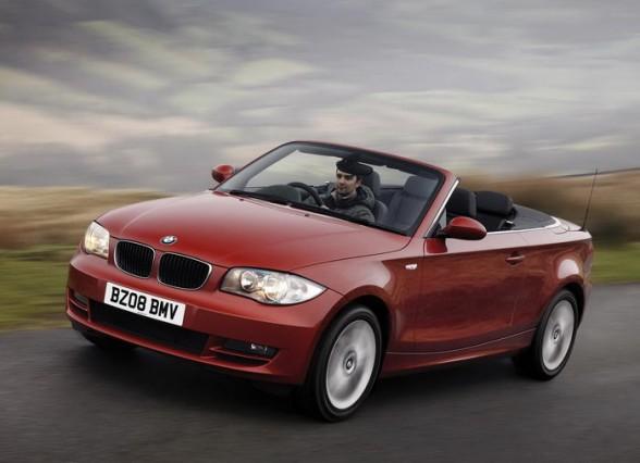 2009 BMW 1-Series Convertible UK Version ~ CAR REPORT