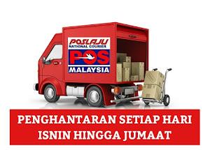 Tiada Self Collect @ COD Disediakan !