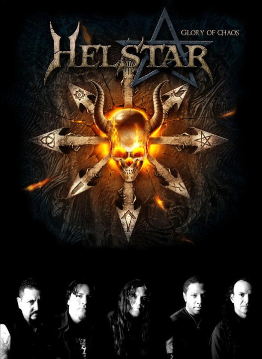 Helstar - Glory Of Chaos