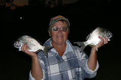 San with a nice couple of Bream