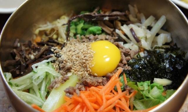 전주비빔밥 (JunJuBiBimBalb)