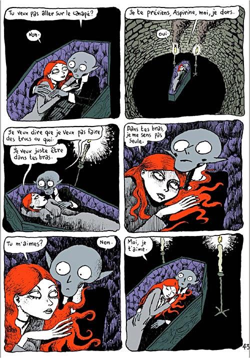 Vampir - Aspirina - Joann Sfar