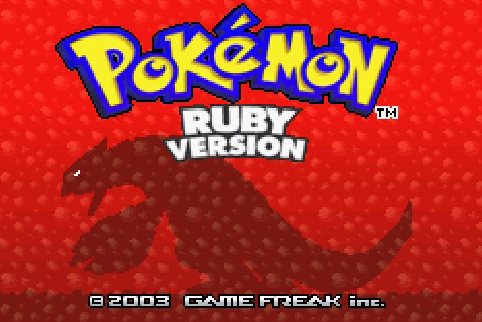 Trucos para pokemon rubi en emulador de vba